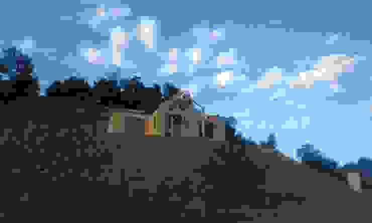 Armado de casa pre fabricada Casas de estilo rural de Servicios Express Valparaíso Rural
