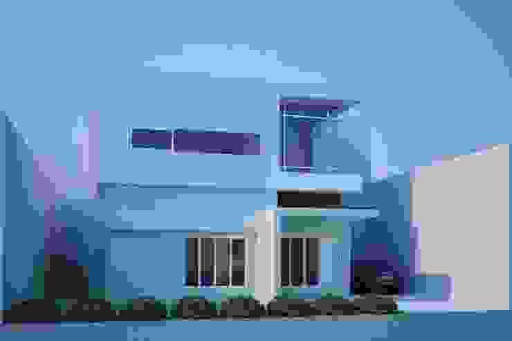 day view-1 Rumah Minimalis Oleh Cendana Living Minimalis