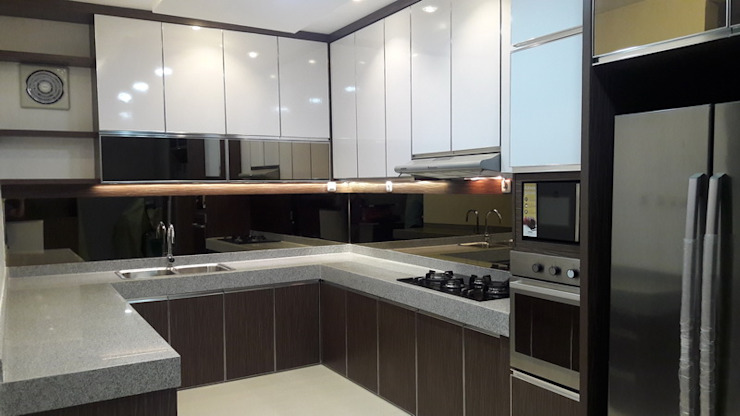 kitchen area Oleh Cendana Living Minimalis
