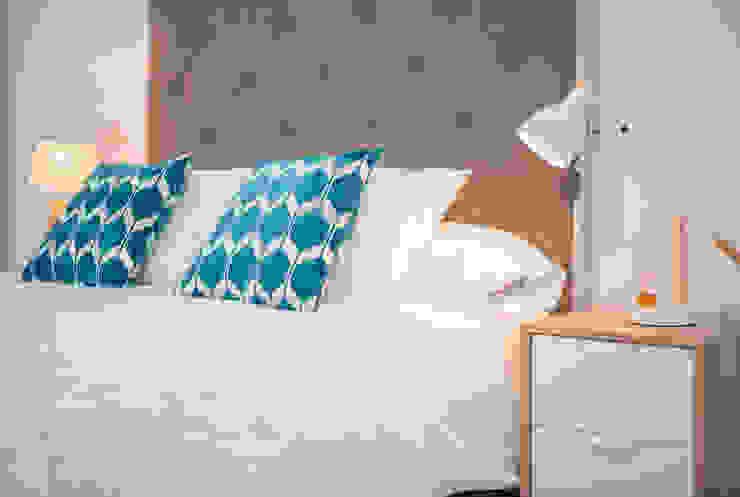 Detalle dormitorio de CASA IMAGEN