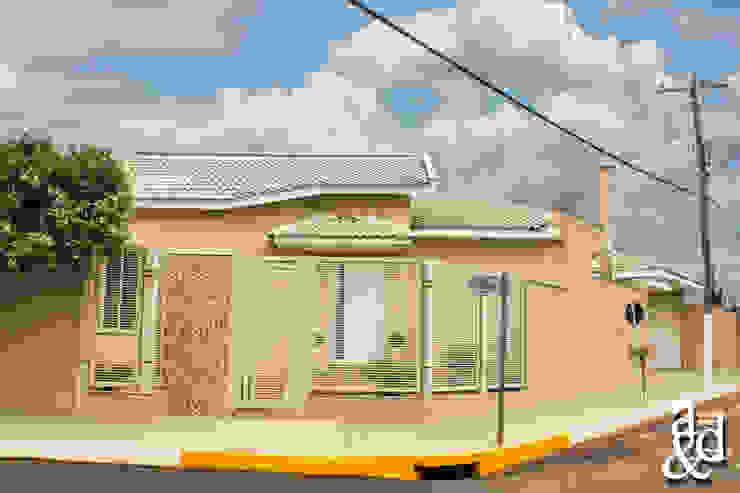 Arch & Design Studio Rumah Klasik