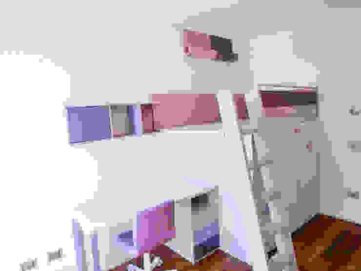 Spaziojunior Спальня для дівчаток Фіолетовий / фіолетовий