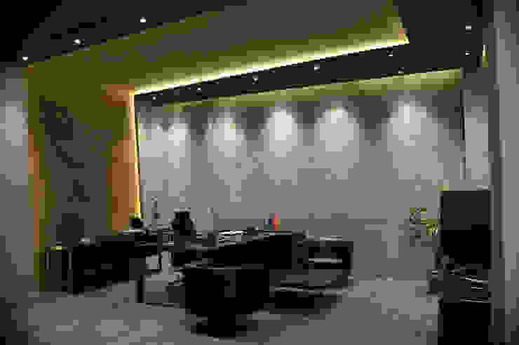 HePe Design interiors – Bilge İnox:  tarz Ofis Alanları,