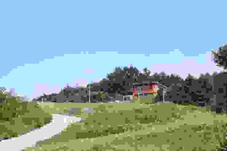 北村建築設計事務所 Chalets & maisons en bois