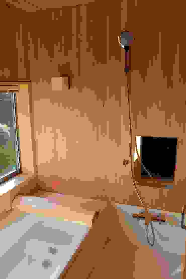 Modern bathroom by 北村建築設計事務所 Modern