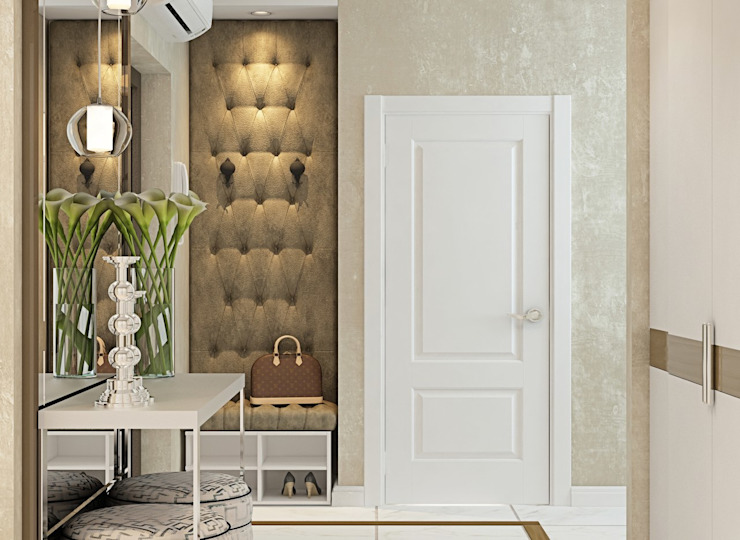 ДизайнМастер Koridor & Tangga Modern Beige
