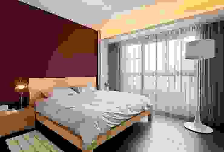 Modern Bedroom by 禾光室內裝修設計 ─ Her Guang Design Modern