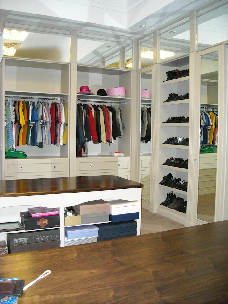 Dressing original par CKW Lifestyle Associates PTY Ltd Éclectique Bois Effet bois