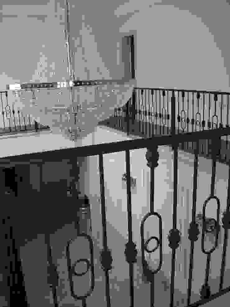 Eklektik Koridor, Hol & Merdivenler CKW Lifestyle Associates PTY Ltd Eklektik Demir/Çelik