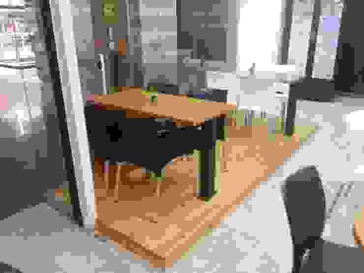 Área de mesas MARATEA estudio Restaurantes