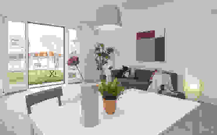 Modern Oturma Odası Boite Maison Modern