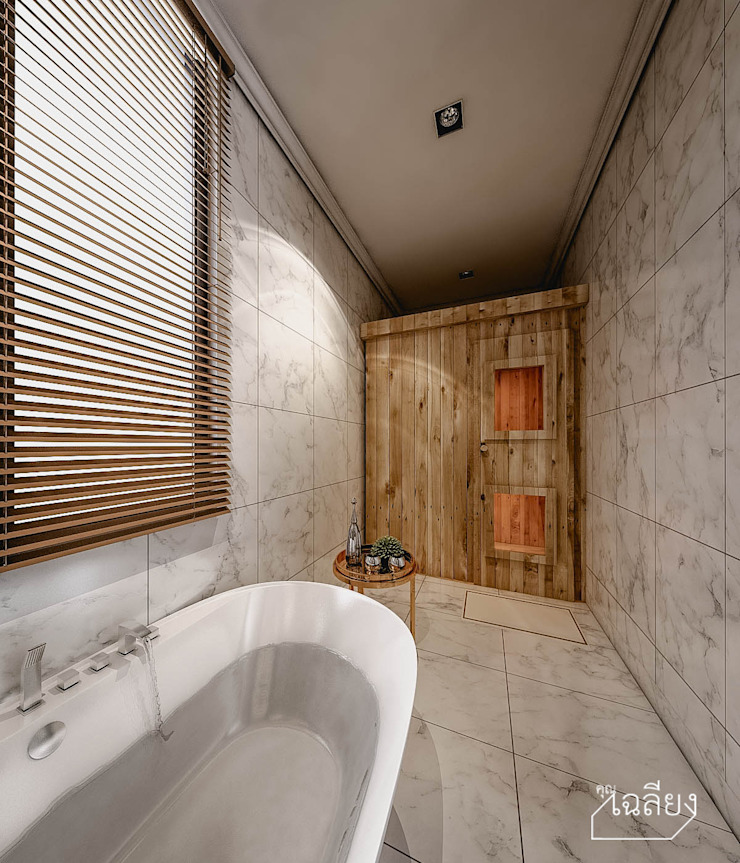 Home Renovate - Baan Klangmuang Pinklao-Charan โดย คุณเฉลียง - ออกแบบตกแต่งภายใน โมเดิร์น