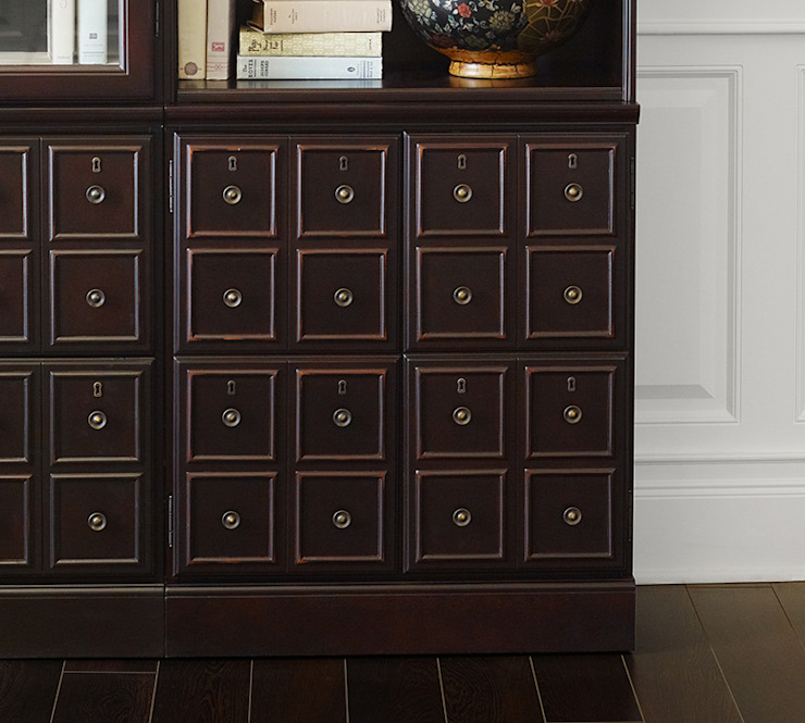 Stanton Lower File Chest: classic  by Bombay Canada,Classic Wood Wood effect