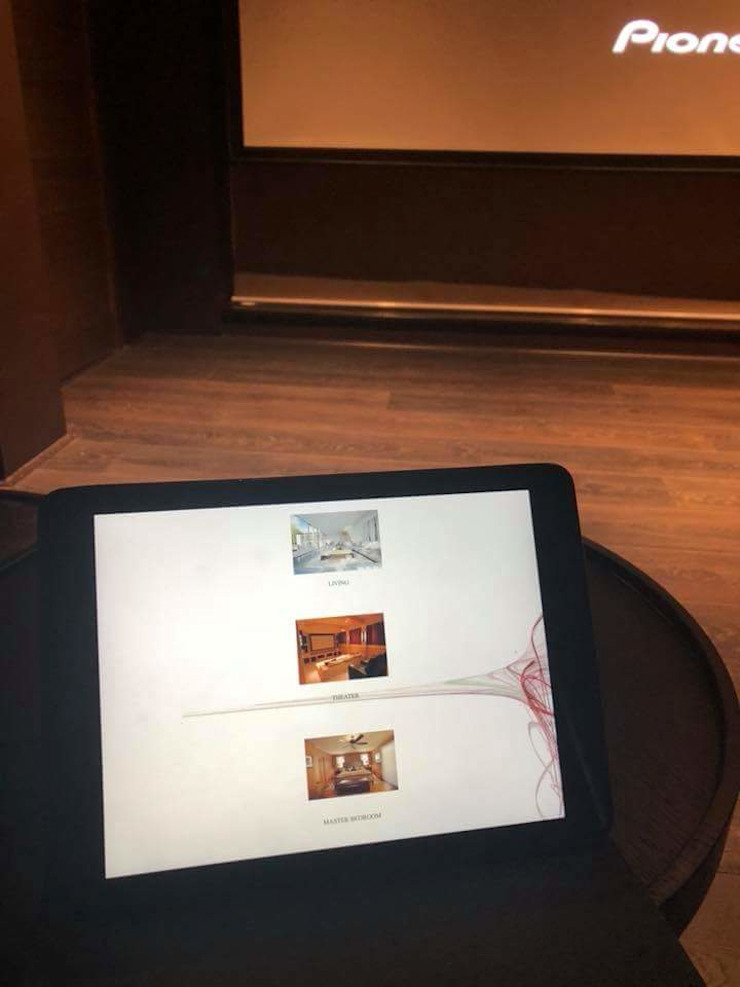 Automation I-Pad Display by Invenco Solutions Modern