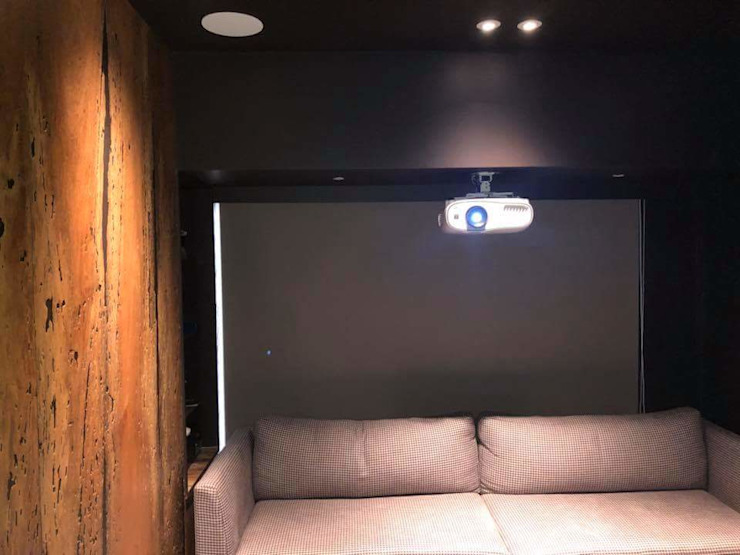 Projector & Speaker by Invenco Solutions Modern