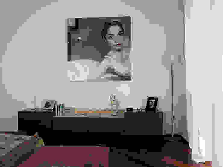 studionove architettura Classic style bedroom White