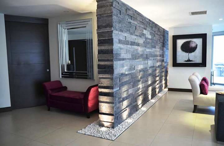 Modern walls & floors by classicspaceinterior Modern