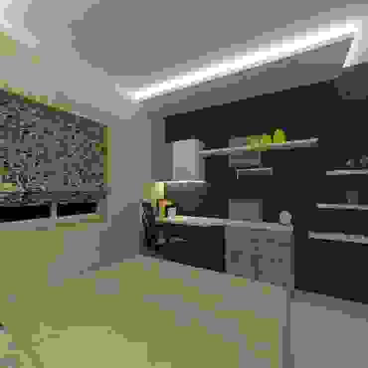 classicspaceinterior BedroomBeds & headboards White
