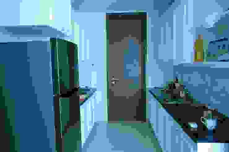 Apartmen Windsor Jakarta Barat Dapur Klasik Oleh Gaiyuu Jaya Abadi Klasik
