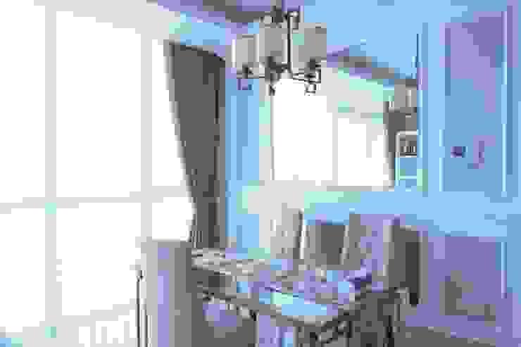 Apartmen Windsor Jakarta Barat Ruang Makan Klasik Oleh Gaiyuu Jaya Abadi Klasik