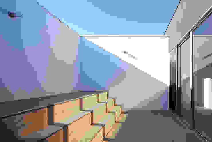 *studio LOOP 建築設計事務所 Modern Terrace