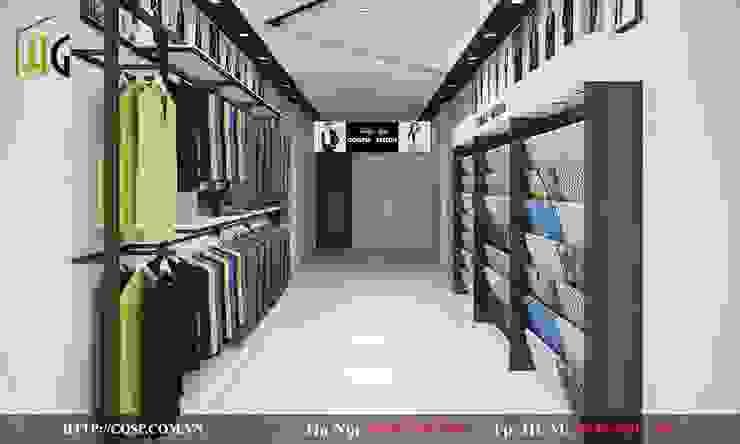 Thiết kế shop thời trang bởi thiết kế nội thất