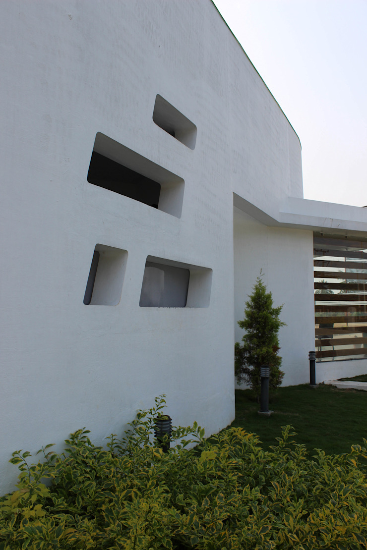 by Architecture Continuous Modern
