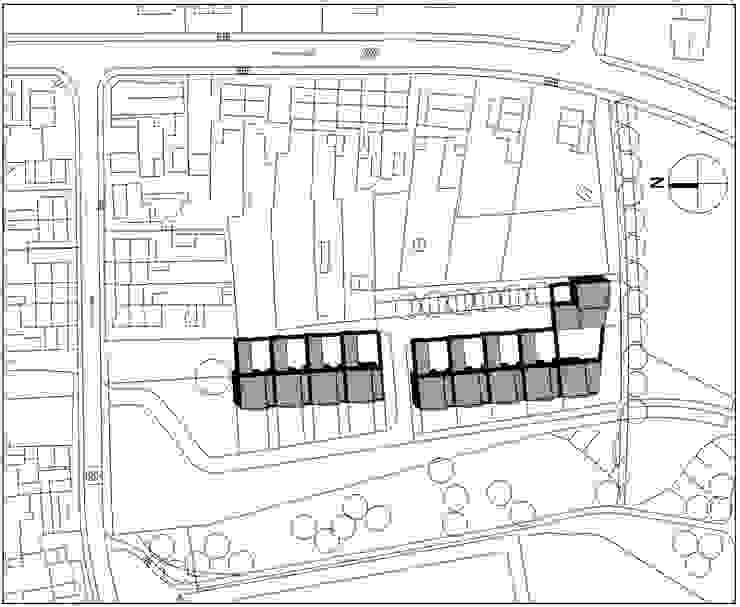 Patiowoningen Maastricht van Verheij Architecten BNA Modern