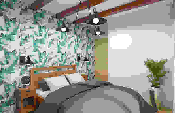 Creoline Camera da letto coloniale