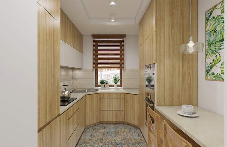 Creoline Built-in kitchens