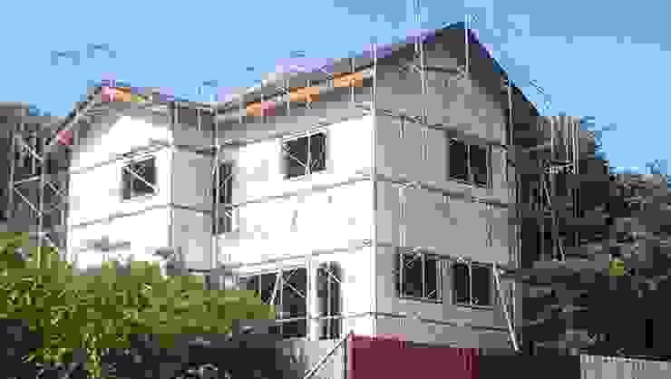 Maisons rustiques par 安居屋有限公司 Rustique