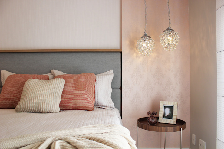 Modern style bedroom by Drömma Arquitetura Modern