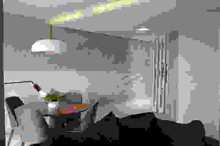 INTERIORES G | F Salas de jantar modernas por Drömma Arquitetura Moderno