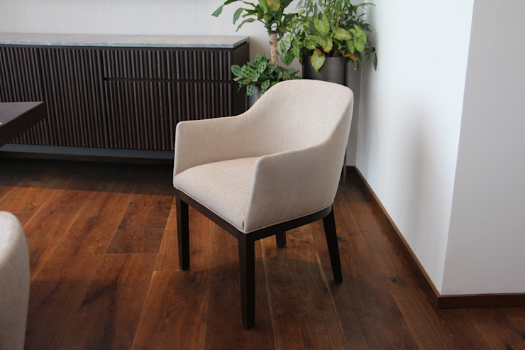 modern  by De Firma Muebles, Modern Wood Wood effect