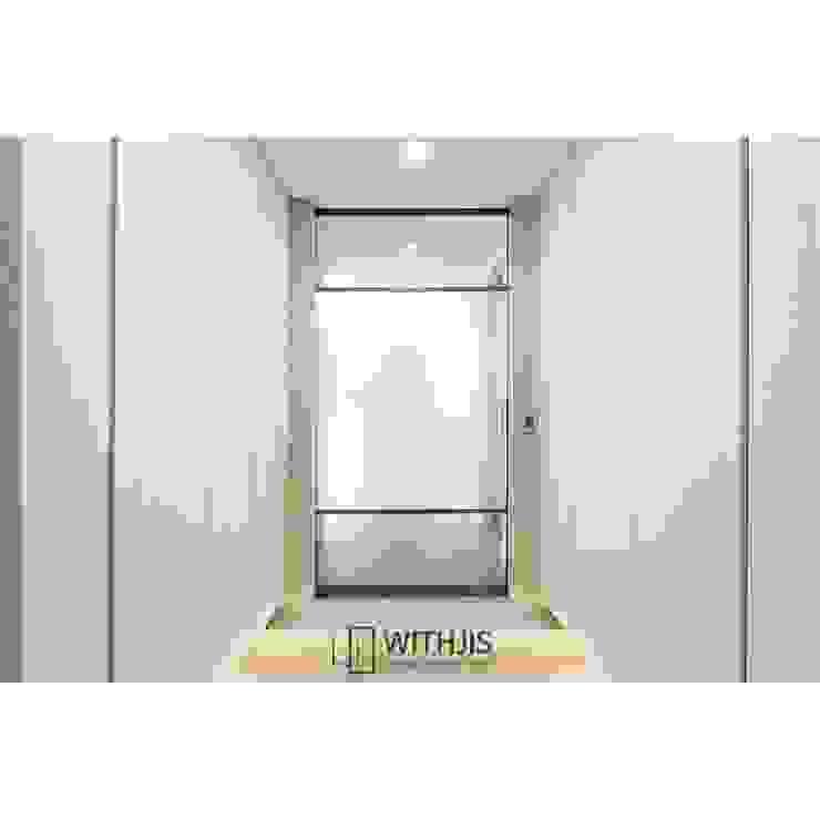 청라 제일 풍경채2차 중문, 슬라이딩도어, 원슬라이딩도어, 평택용이E편한세상 by WITHJIS(위드지스) 모던