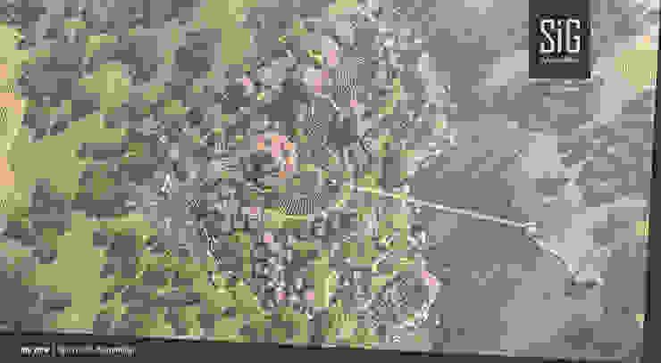 Ijen Resort, Banyuwangi Hotel Tropis Oleh sigit.kusumawijaya | architect & urbandesigner Tropis