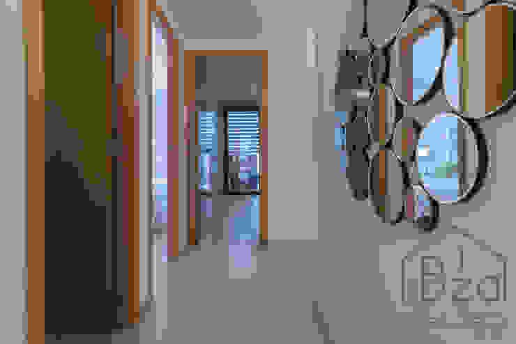 ROX & IRE IBIZA SL Koridor & Tangga Gaya Mediteran