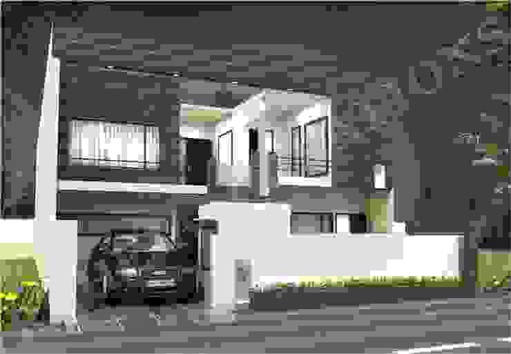 Casas modernas de Raheja Creations Moderno