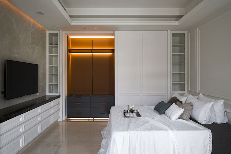 CORNER HOUSE 根據 Fertility Design 豐聚空間設計 現代風
