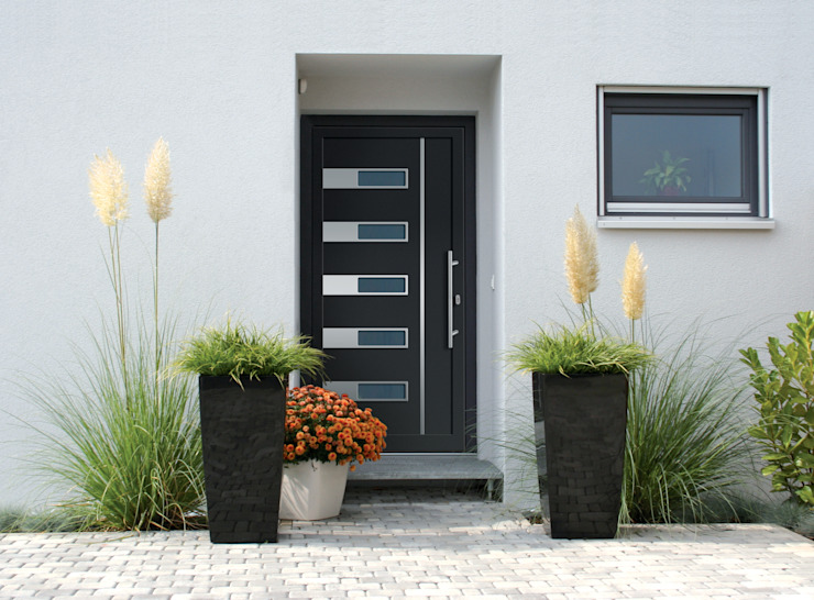 Fenster und Türen BWD Messe GmbH Moderne Bars & Clubs