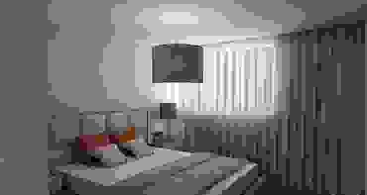 Suite Quartos modernos por PROJETARQ Moderno