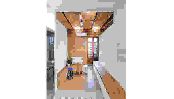 غرفة السفرة تنفيذ LaBoqueria Taller d'Arquitectura i Disseny Industrial