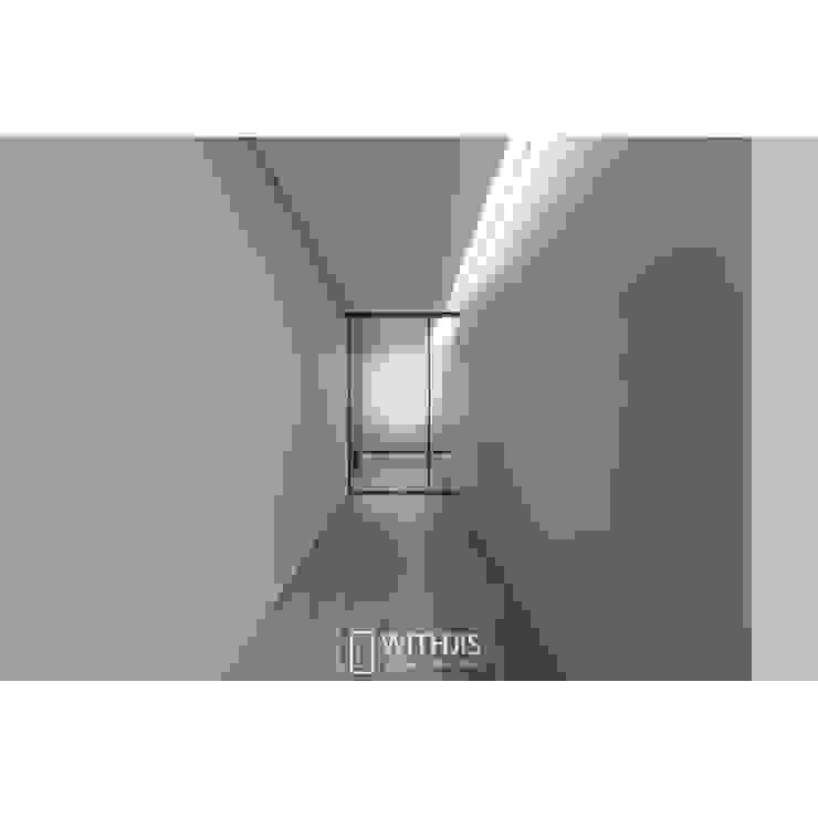 고급 유리 중문 by WITHJIS(위드지스) 모던