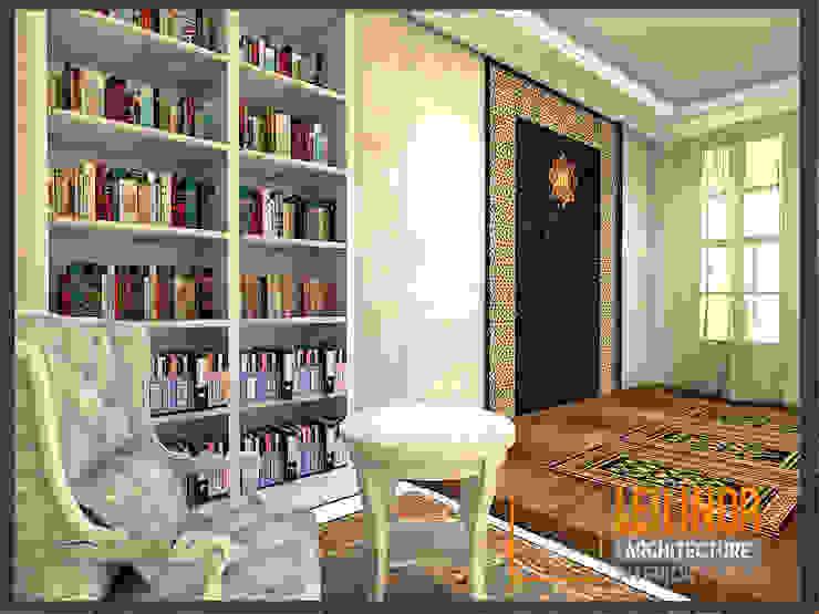 Classic Residential Ruang Studi/Kantor Klasik Oleh CV Leilinor Architect Klasik