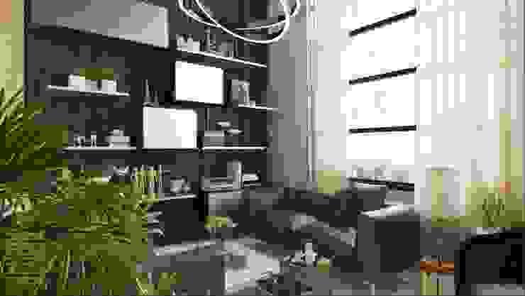 Cozy Area by Enrich Artlife & Interior Design Sdn Bhd Modern