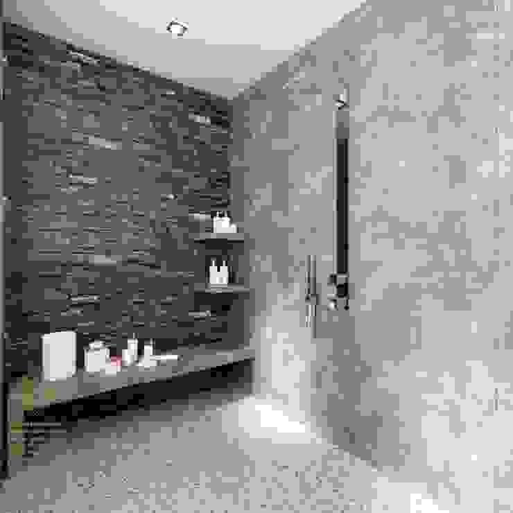 Enrich Artlife & Interior Design Sdn Bhd Salle de bain moderne