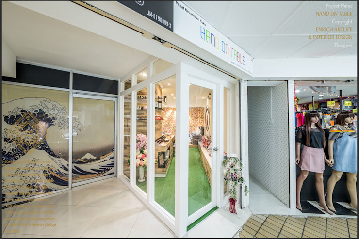 Nail and Beauty Salon in Holiday Plaza von Enrich Artlife ...