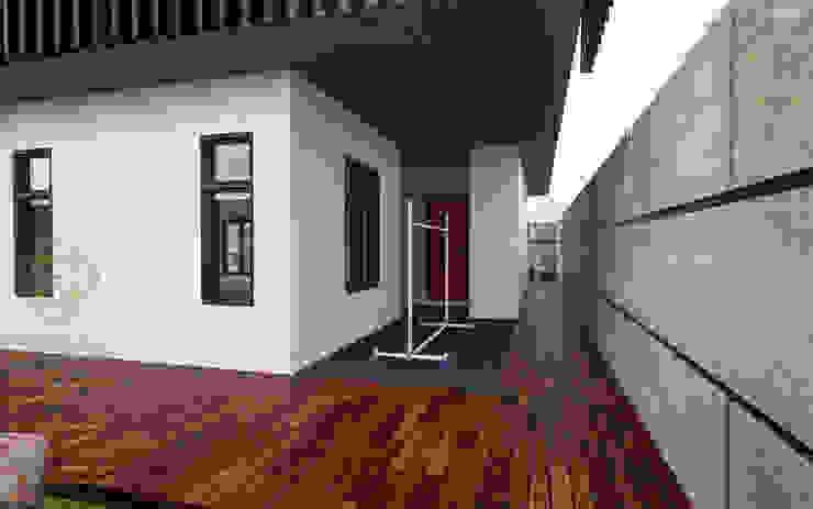 Bungalow Design -Yong Peng Johor Bahru,Malaysia Modern houses by Enrich Artlife & Interior Design Sdn Bhd Modern