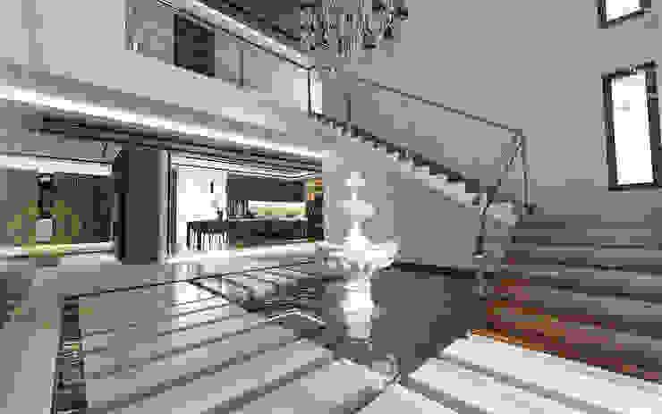 Bungalow Design -Yong Peng Johor Bahru,Malaysia by Enrich Artlife & Interior Design Sdn Bhd Modern