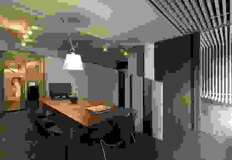 寓生活於工作中 根據 禾光室內裝修設計 ─ Her Guang Design 現代風